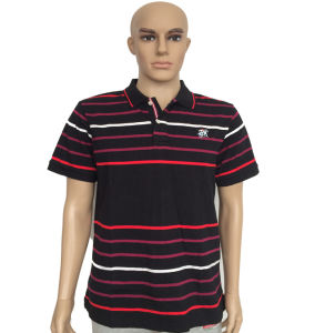 OEM Man Breathable Casual Western Stylish Men Golf Polo Shirt pictures & photos