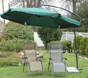 10FT UV Rasistant Garden Shade Outdoor Folding Umbrella pictures & photos
