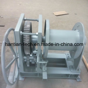 Solas Swl 1.8t Manual Winch for Mooring (HTMW18) pictures & photos
