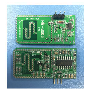 Compatible New Developped Single Board 10.525GHz Microwave Motion Sensor Module (HW-MS03) pictures & photos