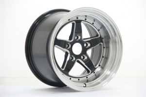 15inche 15*10 Car Alloy Wheels Aluminum Wheels Alloy Rims Auto Aprts Racing Wheels Aftermarket Wheels pictures & photos
