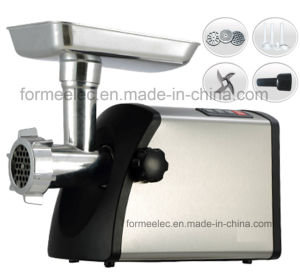 Kitchen Electric Meat Mincing Machine Meat Grinder Chopper pictures & photos