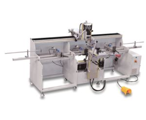 Multi Spindle Copy Router for Aluminum Window 1 pictures & photos