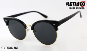Hot Sale Fashion Plastic Sunglasses, CE FDA SGS Kp50833 pictures & photos