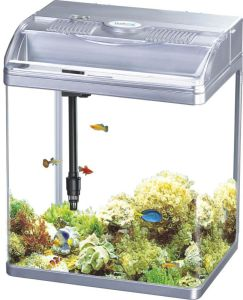 K38-Aquarium Fish Home Glass Tank