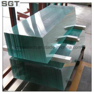 18mm Toughened Glass Sheet for Consrtruction pictures & photos