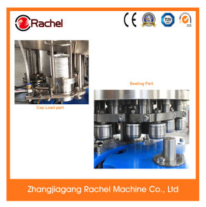 Automatic Dog Food Can Sealing Machine pictures & photos
