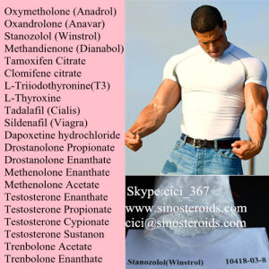 Anabolic Steroid Oral Powder Winstrol for Muscle Gain pictures & photos
