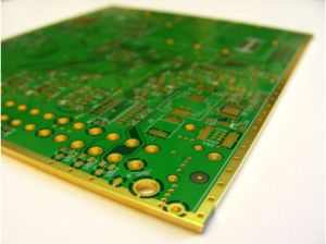 PCB with Gold Plating and Edge Plating Gold pictures & photos