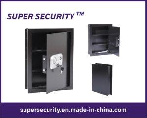 Fingerprint Digital Security Gun/Wall Safe (SMQ48) pictures & photos