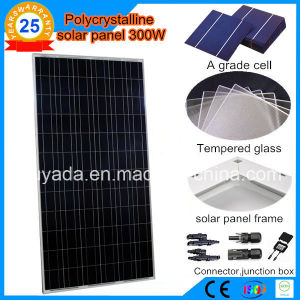 China Best Price 300W Polycrystalline Solar Panel pictures & photos