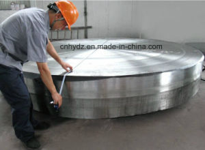 Hot Forged A182 F53 Duplex Stainless Steel Tube Sheet