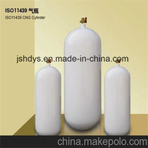 140L High Pressure Steel CNG Gas Cylinder for Automatic Vehicles