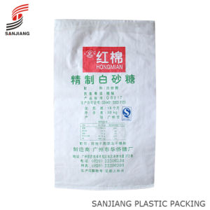 White Sugar Bag of 50kg pictures & photos
