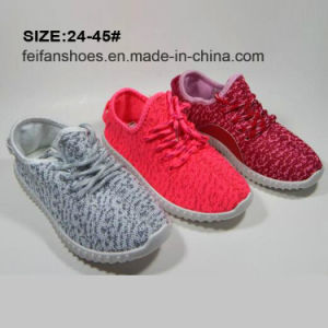 Classic Cheap Injection Flyknit Casual Shoes Sports Shoes pictures & photos