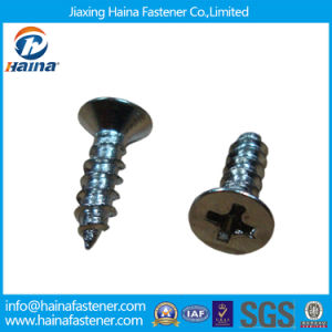 Phillips Flat Head Self Tapping Screw pictures & photos