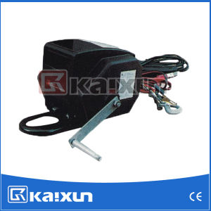 Portable DC Boat Electric Winch for Pulling pictures & photos