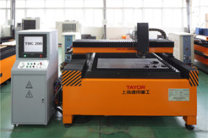CNC Steel Cutting Machine Table pictures & photos