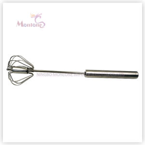 Kitchen Utensils 12 Inch Stainless Steel Whisk, Egg Beater pictures & photos
