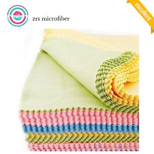 2017 Simple Colorful Custom Microfiber Lens Cleaning Cloth pictures & photos