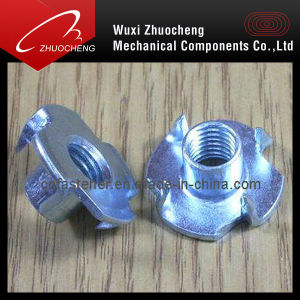 DIN7965 Stainless Steel Tee Nut with 4 Prongs pictures & photos