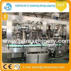 Full Automatic Aqua Washing-Filling-Capping Production Machine pictures & photos