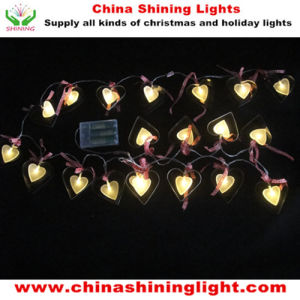 20LED 2m Christmas Holiday Wedding Party Decoration LED Lights pictures & photos