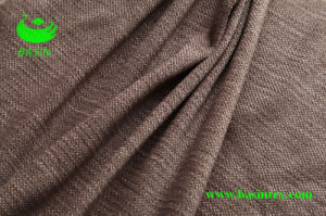 Plain Chenille Fabric (BS7004) pictures & photos