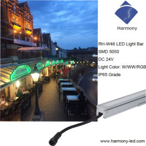 Rigid Multicolor DMX 10W LED Wall Washer Light Bar pictures & photos