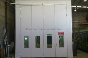 High Quality Large Garage Equipment Spray Booth Truck Spray Booth pictures & photos