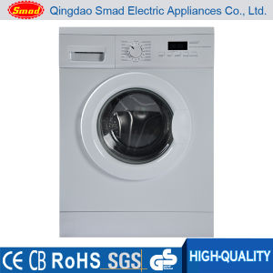 High Quality Front Loading Automatic Washing Machine Made in China pictures & photos