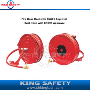 "Manual Swing Fire Hose Reel 1""X30m pictures & photos"