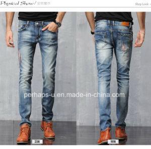 Fashion Design Mens Cool Jeans pictures & photos