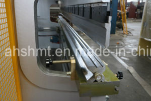 Steel Welded Construction Press Brake Machine/Hydraulic Plate Bending Machine, Plate Bender pictures & photos