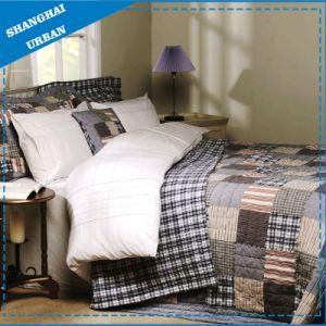 4 PCS Polyester Bedding Set of Duvet & Quilt pictures & photos