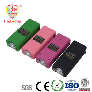 Personal Protection Stun Guns Compact Design with LED Light pictures & photos