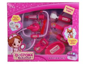 Education Toys of Doctor Play Set for Kids pictures & photos