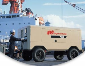 Ingersoll Rand/ Doosan Portable Screw Compressor, Compressor, Air Compressor (VHP750E) pictures & photos
