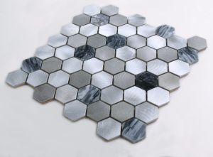 2017 USA Popular Metal Mosaic for Bathroom pictures & photos