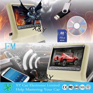 800*480 Digital Screen Car Headrest DVD Player (XY-7089DVD)