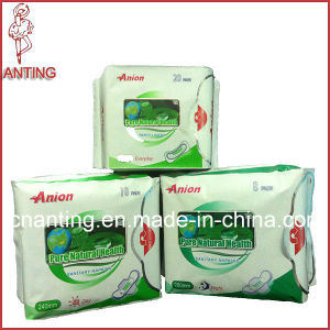 Pure Health Sanitary Napkin, Anion Sanitary Chips, Lady Products pictures & photos