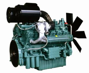 Wuxi Power Diesel Generator Genset Engine 780kw pictures & photos