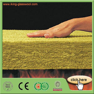 50mm Glass Wool Rock Wool Board pictures & photos