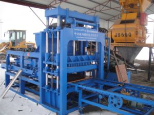 Zcjk4-15 Coal Fly Ash Fully Automatic Block Making Machine pictures & photos