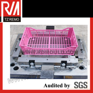 Well-Made Plastic Crate Mould (TZRM-CM15673) pictures & photos