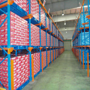 Drive-in Pallet Racking for Warehouse Storage Purpose pictures & photos