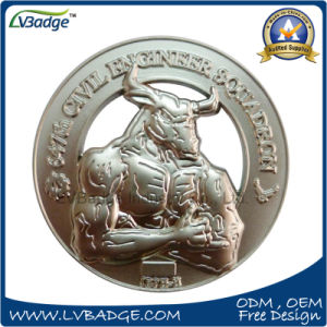 Custom Promotion Gift Metal Souvenir Coin pictures & photos