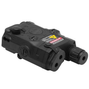 Anbison-Sports Airsoft Peq-15 Battery Case with Red Laser Pointer pictures & photos