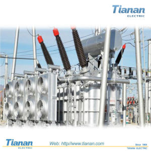 Oil-Immersed Electric Power Transformer 5 mva Power Transformer pictures & photos
