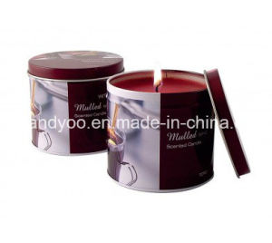 Mulled Coffee Scented Tin Candle